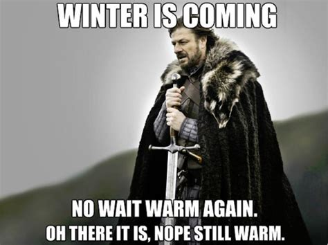 Winter Is Coming Meme - the 25 best ideas about winter is coming meme on