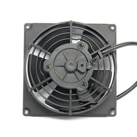 spal 14 electric fan vehicle radiator fan 4 5 quot va69a a101 87s radiator fans