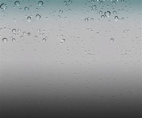 apple wallpaper raindrops iphone 4s stock raindrops wallpaper for android android