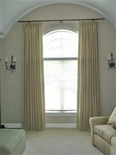 traditional window treatment traditional other metro by maria j window treatments and arched top windows traditional window treatments other by ralph beilstein studio inc