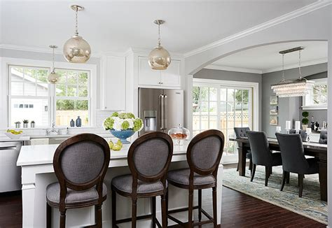 opening kitchen to dining room cape cod cottage remodel home bunch interior design ideas
