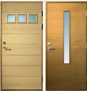 Daun Pintu Kayu Tebal Kuat Tahan Lama Awet Anti Rayap Tanpa Gagang pintu polywood duma desain pintu minimalis aneka pintu