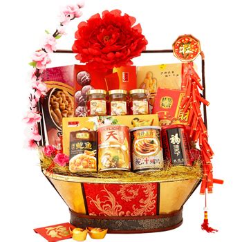 new year gift ideas singapore 春节礼品礼篮 gift baskets