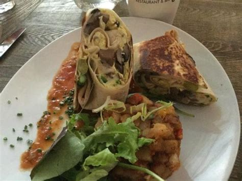 puppy cafe nyc breakfast burrito picture of blue cafe new york city tripadvisor