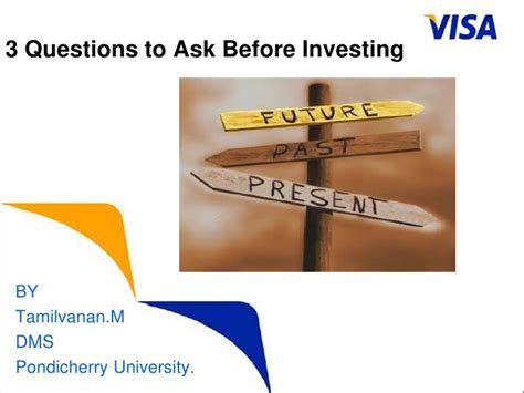 Mba Questions For Visa Inc by Visa Inc