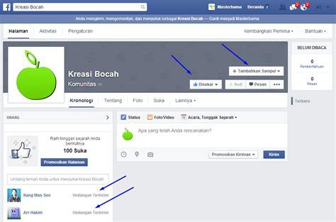 pengertian cara menyunting beserta contoh suntingan pengertian fungsi dan cara membuat fanspage di facebook