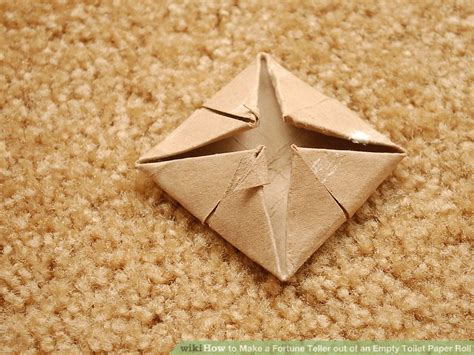 How To Make A Paper Fortune Teller Wikihow - how to make a paper fortune teller wikihow how to make a