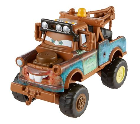 Disney Cars Mater Die Cast disney cars radiator springs 500 die cast road mater