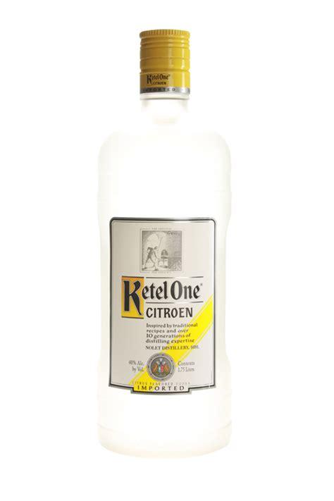 Ketel One Citroen Price by Ketel One Citroen Vodka 1 75l Cellar