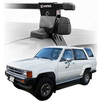 97 4runner Roof Rack by 1995 4runner Roof Rack Complete System Inno Rack With