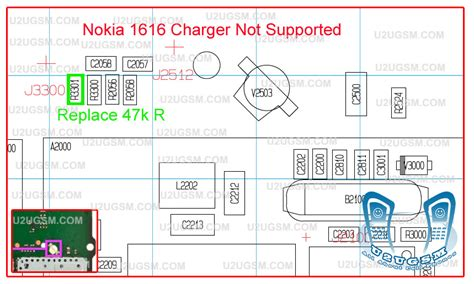 47k resistor in nokia 5130 47k resistor in nokia 1616 28 images 6260s 6303c 5130 47k resistor btemp location in some