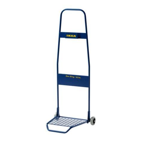 Frakta Trolley Blue Ikea