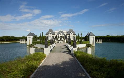 charles sieger my dream house spectacular house surrounded by moat