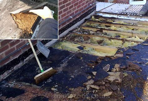 Diy Roof Repair Flat Roof Replacement Diy Crafts
