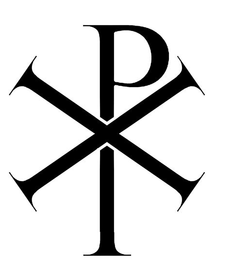 px christian tattoo meaning galatians 4 why do they use the chi rho