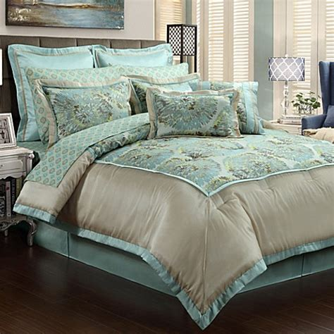 bed bath and beyond queen sheets buy metropolitan 12 piece queen comforter set from bed