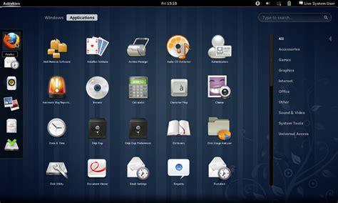 Linux Fedora 27 Soas Live 64 Bit fedora 15 s five best features zdnet