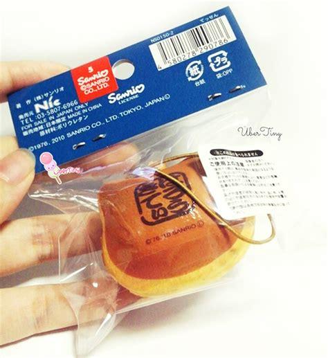 Squishy Licensed Original Mango Original hello dorayaki squishy licensed sanrio 183 uber