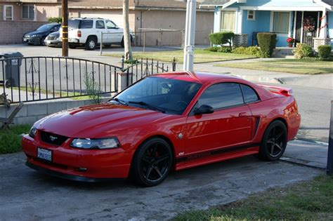 mustang gt 99 04 lowered 99 04 mustang gt quotes