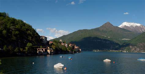 sul lago di como trekking sul lago di como torno piazzaga e montepiatto