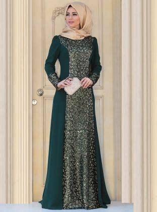 Niqab Sofia sofia evening dress green zehrace clothes