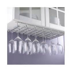wine glass rack space saver cabinet storage metal