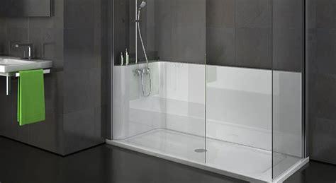 remplacer baignoire par cout solutions pour remplacer sa baignoire par une
