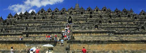 turis asing  yogyakarta bisa berkunjung  borobudur