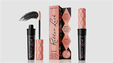 Maskara Roller Lash benefit mascara roller lash vs they re real