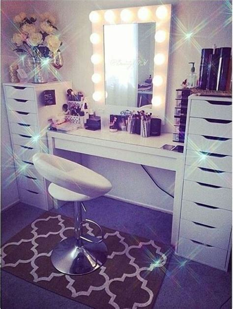 Makeup And Hair Vanity by With All Makeup And Hair Products I Definitely Need A