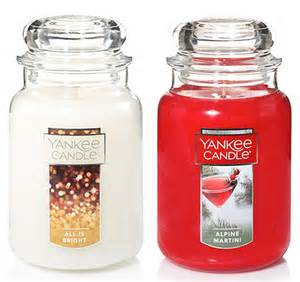 candele yankee prezzo yankee candle candele e kit regalo per natale beautydea