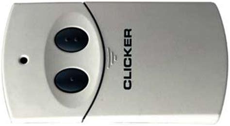chamberlain clicker cltd universal garage door opener remote