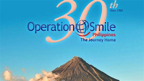 Turns Back On Operation Smile by Amazing Jing For Operation Smile Turns 30 Via