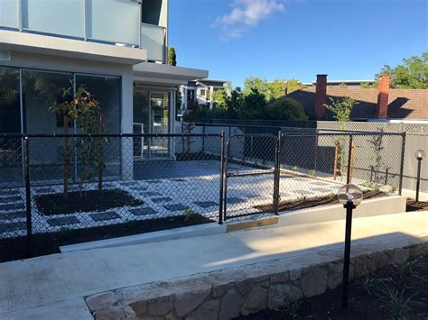 chain wire fencing canberra installation gates security