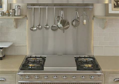 stainless steel cover traditional hob cover stainless steel lacanche