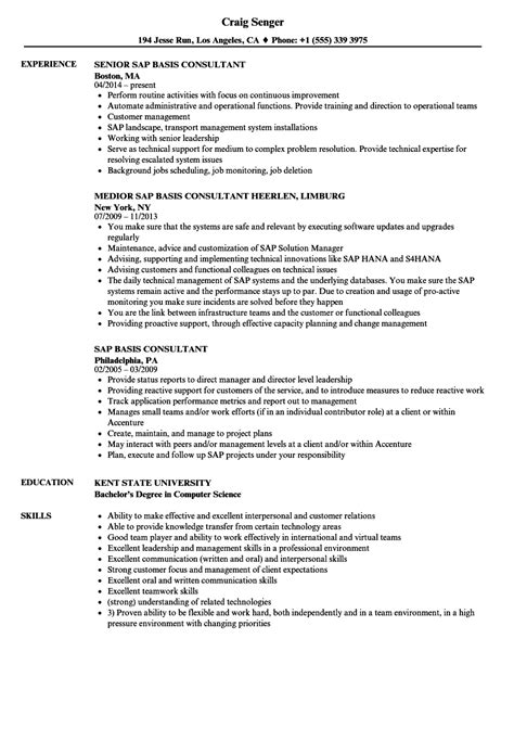 sap basis resume 2 years experience resume layout com
