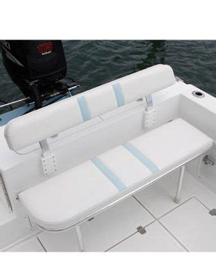 boat side bench seat folding rear bench seat bench seat and marines
