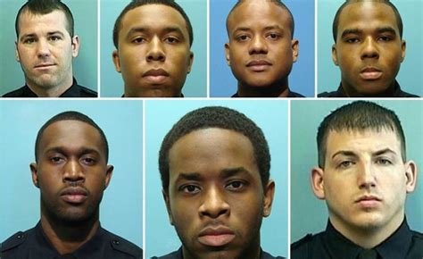 Baltimore Officer Arrested 7 baltimore 1930s gangster officers indicted on