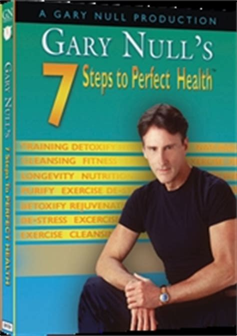 Gary Null Detox by Gary Null S 7 Steps To Health Dvd Seven