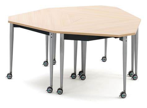 Combination Tables by Kite 750 Tables Combination 2 Square Leg Reality