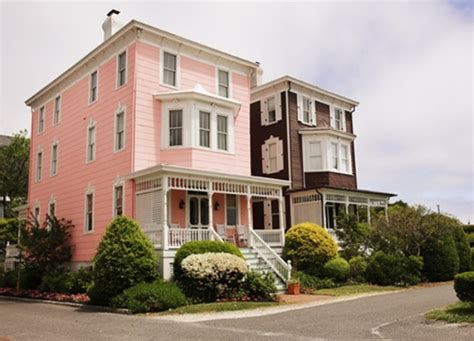 Cottage Cape May Nj charming pink bed breakfasts at the jersey shore