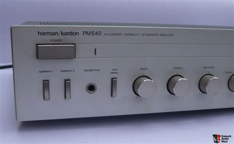 Power Lifier Harman Kardon harman kardon integrated need resistors 28 images