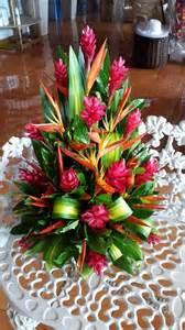 tropical flower arrangements centerpieces 17 best ideas about tropical flower arrangements on