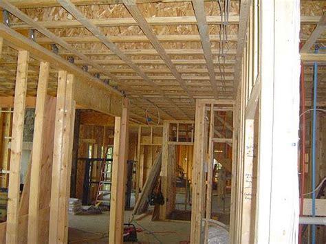 Building Interior Walls by Building An Interior Wall