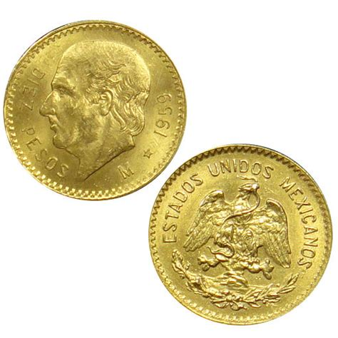 buy mexican  peso gold coins   pure  jm bullion