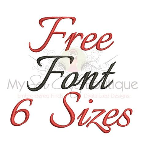 design of font free embroidery fonts embroidery fonts pinterest