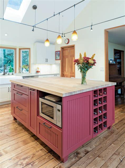 wshg net designing a kitchen island a kitchen oasis