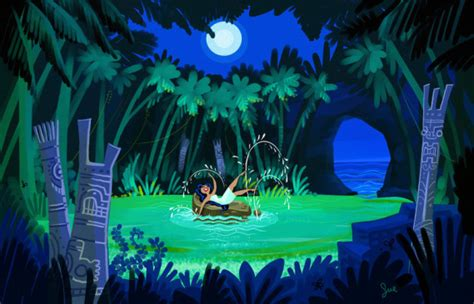 film animation moana first concept art story details of disney s moana
