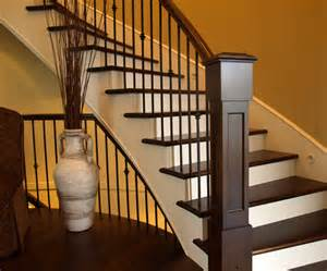 Staining Stairs Dark by Dark Stained Stairs Www Pixshark Com Images Galleries