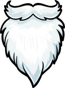 Santa Beard Template by 7 Best Images Of Printable Santa Claus Beard Santa Claus